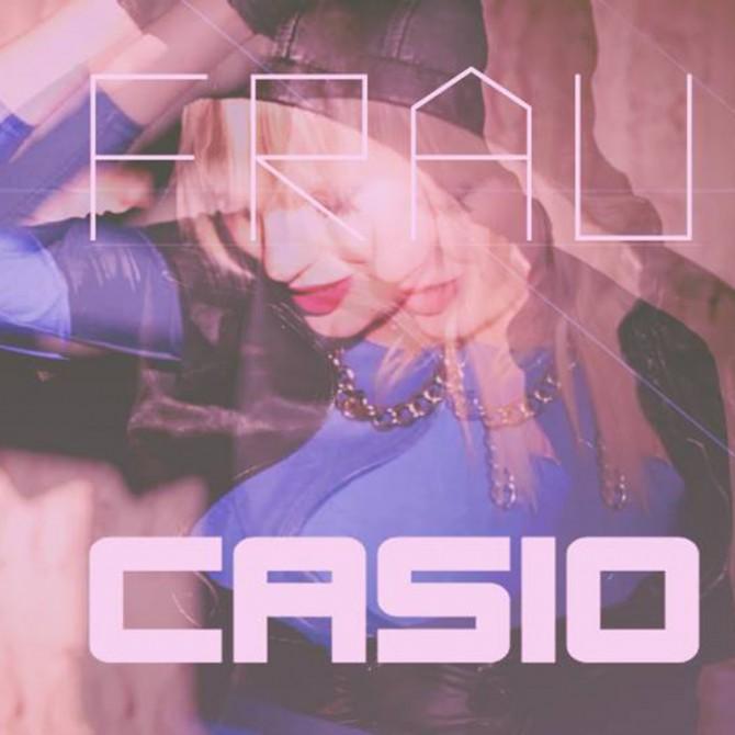 FRAU CASIO cover