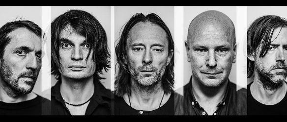 Radiohead - photo Alex Lake 1